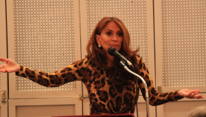 Pamela Geller outspoken activist known for her anti-jihad viewpoints