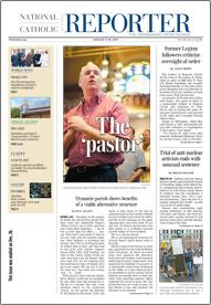 National Catholic Report Newspaper Image