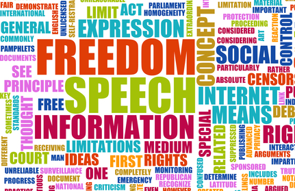 Freedom of Expression Is Not Unlimited