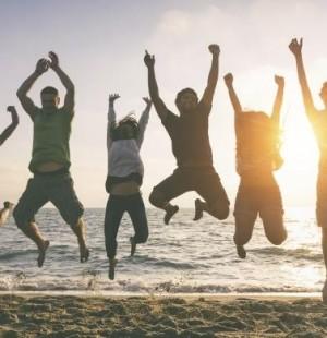 No Joke: Israelis Among Happiest People Worldwide