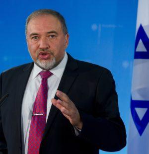 Avigdor Lieberman is Making Sense