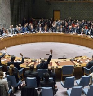 American Jews in Uproar After UN Vote